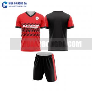 Áo bóng đá màu đỏ thiết kế đẹp tại yên bái MABD31