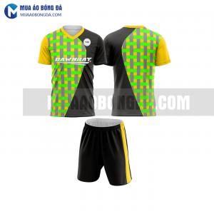 Áo bóng đá màu vàng thiết kế đẹp tại bạc liêu MABD21