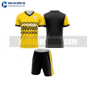 Áo bóng đá màu vàng thiết kế đẹp tại yên bái MABD31