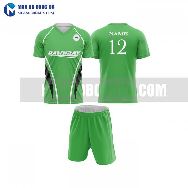 Áo bóng đá màu xanh lá thiết kế đẹp tại đà nẵng MABD13